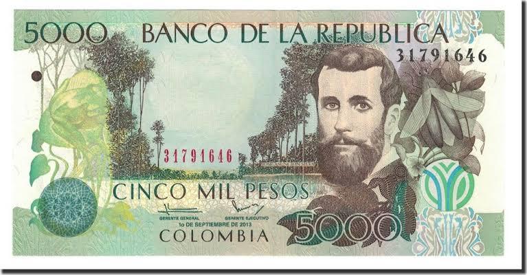 Money Changer Lokasi Tempat Terima Penukaran Uang Kolombia ...
